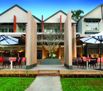 Mission Beach restaurant @ Castaways Resort & Spa
