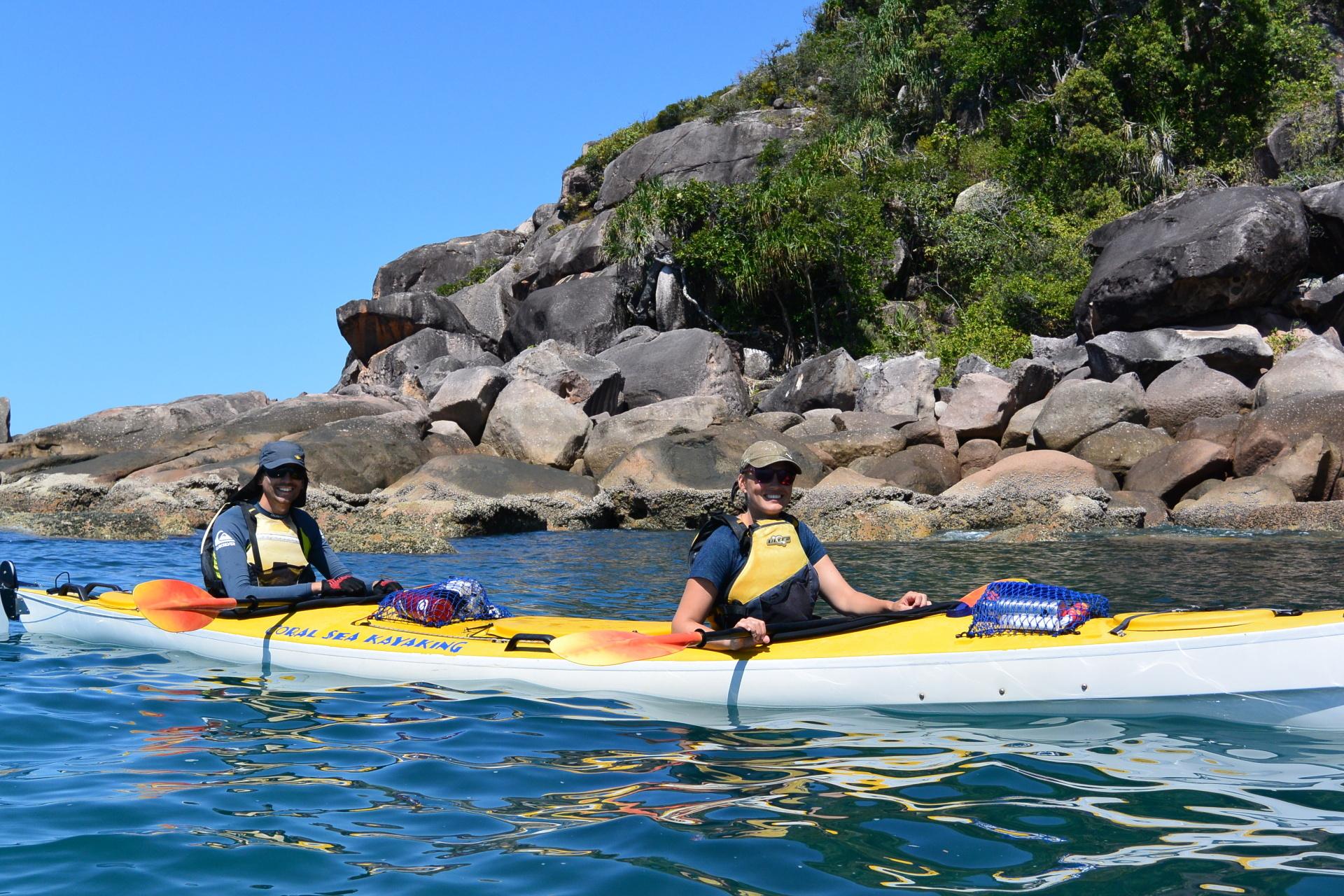 C Sea Kayaking