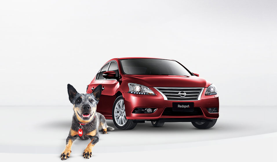 Redspot Car Hire Cairns