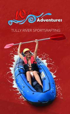 Wildside adventures - Tully River Sportsraft