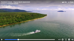New promo video for Cruise & Dive Frankland Islands