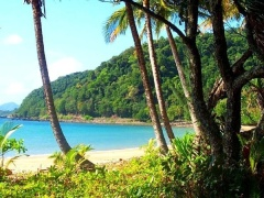 Beautiful Bingil Bay on the Cassowary Coast
