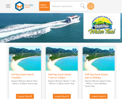 Dunk Island Transfers is now Live on the Tourism Town Marketplace!