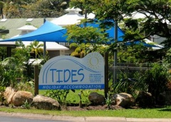 Tides at Mission
