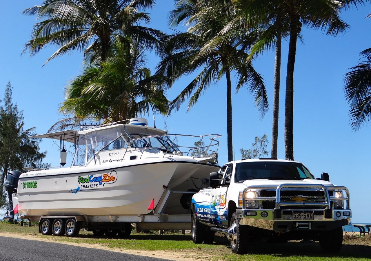 Reelcrayzee Charters Mission Beach Tourism Town Find
