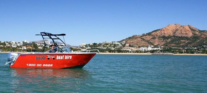 Boab Boat Hire Cassowary Coast