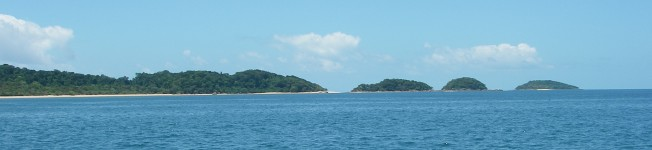 Brook Islands National Park